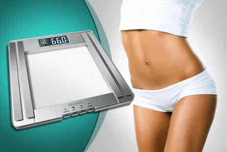 Medhealth Supplies - Medisana PSM body fat scale - Save 50%