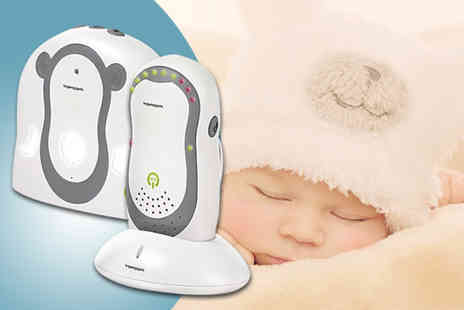 Ebuyer -  Topcom wireless baby monitor - Save 44%