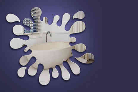 Mungai Mirrors - Nautical themed mirror in a choice of 4 designs - Save 53%