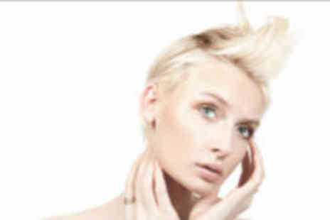 V Salon - Cut and blow dry with conditioning treatment - Save 75%