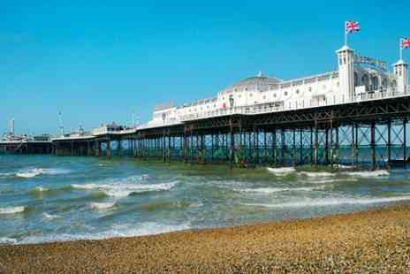 Hotel Umi Brighton - One Nights For Two With Breakfast  - Save 40%