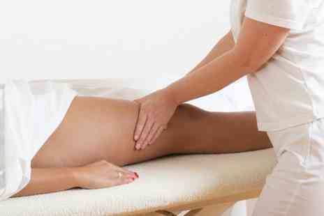 Organic Remedies Chinese Medicines Clinic - Three Sessions of Laser Lipolysis  With Massage  - Save 51%