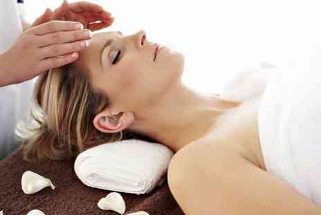 Angel Sourced Holistics - 30 Minute Reflexology or Reiki - Save 40%