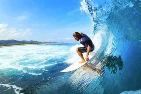Latas Surf House - Two  Nights For one With Lessons Equipment Hire and Breakfast  - Save 50%
