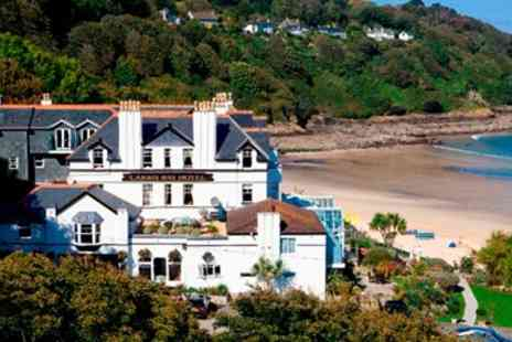 Carbis Bay Hotel - Fabulous Cornwall Beachfront Stay with Meals - Save 57%