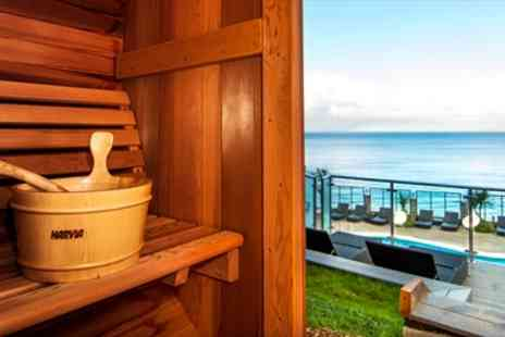 Carbis Bay Hotel - Carbis Bay Spa Day including 60 Minute Treatment - Save 31%