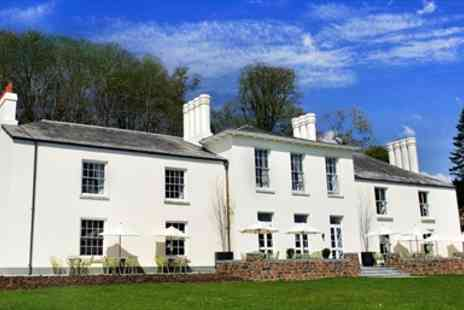 The Cornwall Hotel Spa and Estate - Luxurious St Austell Spa Day including Treatment - Save 54%
