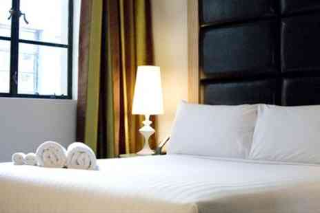 Pensione Hotel Sydney - Overnight Stay For Two - Save 34%