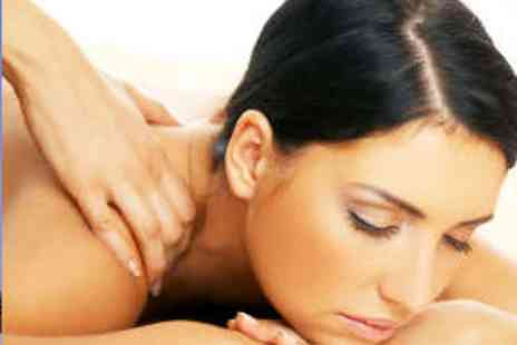 Dr. Wakde's Natural Health Clinic - Head, Neck, and Back Massage with Ozone Steam - Save 69%