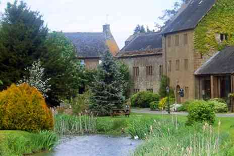 Haselbury Mill - Somerset Georgian Mill House with Dinner - Save 46%