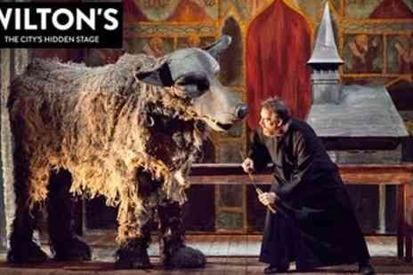 Wiltons Music Hall Trust - Tickets for  Father Nandru and the Wolves - Save 47%