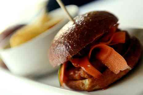 Amala Thai - A Lunchtime Treat for two Four Spicy Chicken Brioche Buns  - Save 35%