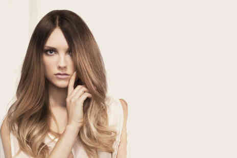 Rush HAIR - Half head of highlights cut and blow dry  - Save 53%