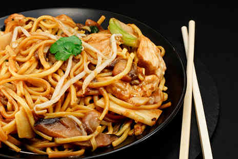 Hong Kong Express - Chinese meal for 2 people including a starter and main  - Save 41%
