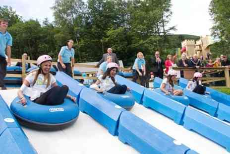 Super Tubing - 10 Rides For Two - Save 50%