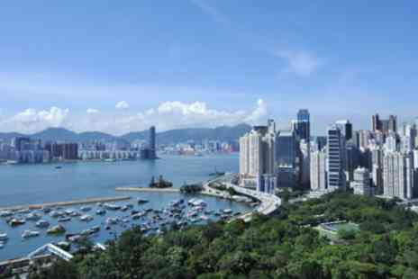 Independent Worldchoice - Three night trip to Hong Kong including flights and accommodation - Save 22%