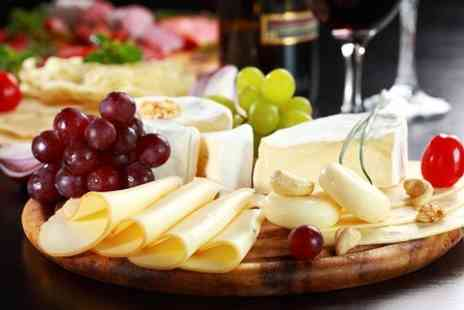 Pall Mall Fine Wine - Sharing Platter With Wine For Two  - Save 38%