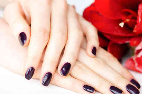 Beauty Box Charing Cross - Brazilian Manicure  - Save 53%