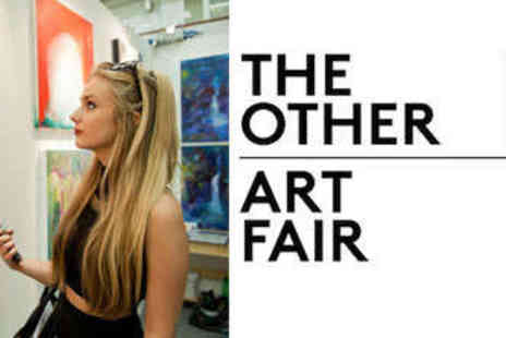 The Other Art Fair - Ticket to The Other Art Fair on April 25 - Save 50%