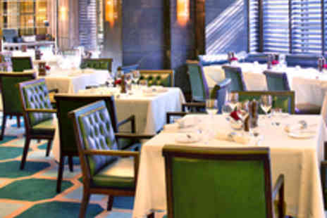 The Rib Room Bar & Restaurant - Three Course Lunch or Dinner and a Kings Bellini - Save 49%