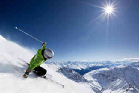 Snozone - Beginners Ski or Snowboard Day Course for One Person - Save 38%
