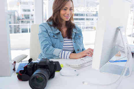 Fab Photo Training - Choice of Online Photography and Image Editing Courses - Save 93%