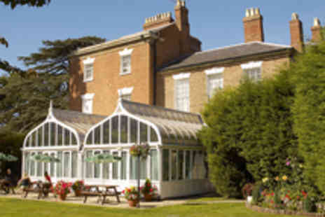 The Glebe Hotel - Boutique Warwickshire Dining Stay for Two - Save 54%