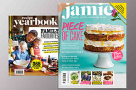 Jamie Magazine - Voucher for a 6 Month Subscription to Jamie Magazine - Save 44%