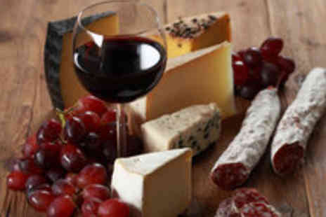 Negozio Classica - Italian Wine Tasting with Nibbles for Two People - Save 50%
