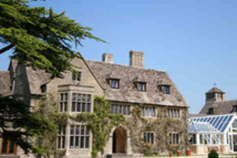 Stanton House Hotel - Country Manor House Cotswold Break - Save 40%