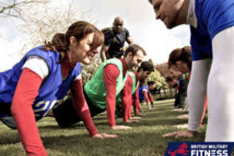 British Military Fitness - Three Months Membership to Military Style Fitness Classes  - Save 77%