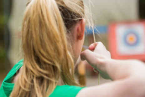 Blackburn Archery - 30 Minute Taster Archery Lesson for up to Four  - Save 33%