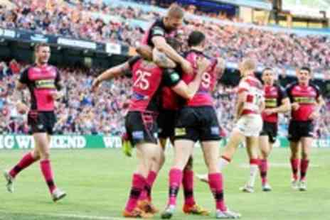 The Rugby Football League - Tickets to Rugby Super League Magic Weekend  - Save 20%