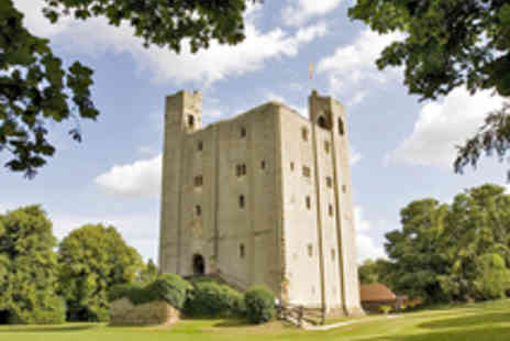 Hedingham - Individual and Family Tickets to Medieval Siege - Save 26%