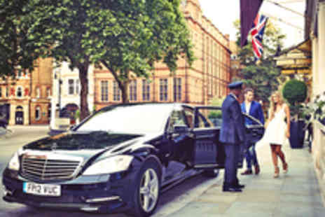 Uber - New Customers to Spend £10 on London Car Service - Save 80%