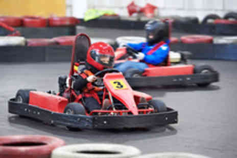 Supakart Karting - Grand Prix Go Karting Experience for One Person - Save 51%