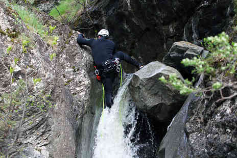 Mynydd Outdoor Adventure - Exhilarating Gorge Walking Experience  - Save 57%