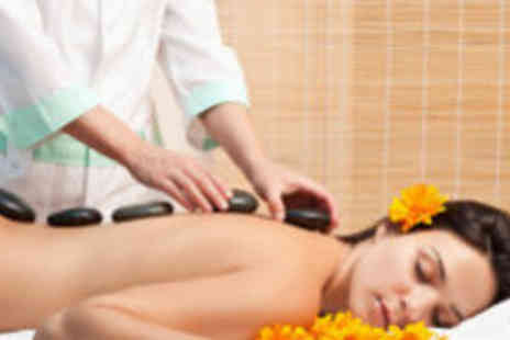 Simply Holistics with Yvonne - Hot stone massage and facial - Save 72%