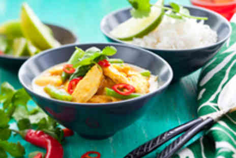 Blue Orchid - Traditional Thai Set Menu for Two People - Save 50%