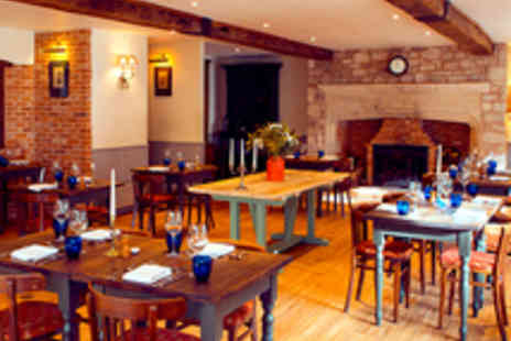 The Milking Parlour Restaurant - Five Course Farmhouse Tasting Menu for Two People - Save 65%