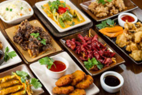 Mango Tapas Bar & Restaurant - Thai Tapas and a Glass of Wine Each for Two People - Save 35%