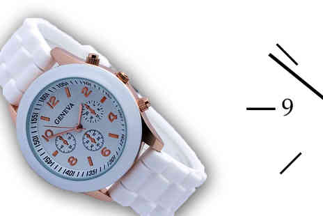 Savvy Mummys - Funky MK Style Watch - Save 95%