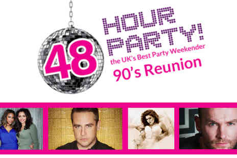 Savvy Mummys - 48 Hour Party 90s Reunion - Save 52%