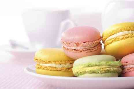 Cakes and Craft - Macaron Making Demonstration With Cream Tea  - Save 0%