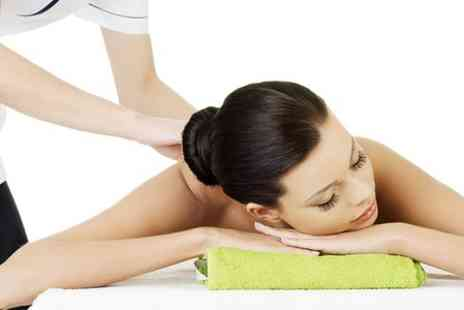 Halcyon Beauty - Full Body Massage and Express Facial  - Save 51%