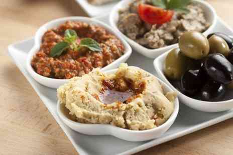 Mezze Bar and Grill - Turkish Mezze Dining  - Save 65%
