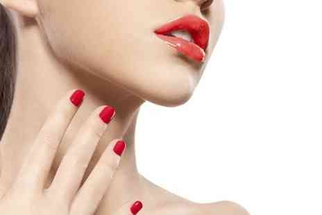 The Nail Lab - OPI Manicure or Pedicure  - Save 50%