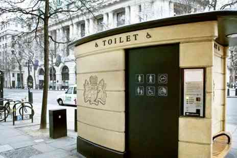 London Loo Tours - London Loo Tour Ticket For One - Save 42%