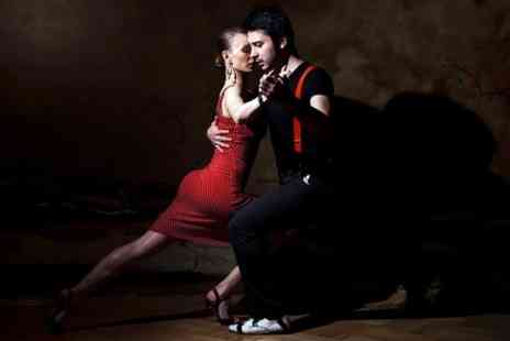 Salsafro - Six Salsa Dance Classes - Save 70%