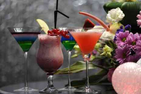 Cardamom Club - Champagne Cocktails and Indian Nibbles For Two  - Save 58%